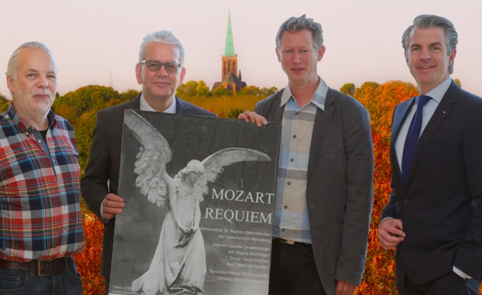 Mozarts Requiem in d-Moll