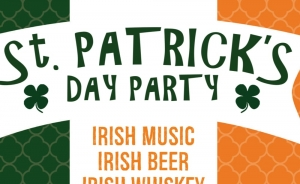 St. Patrick's Day Party am 17. März 2018