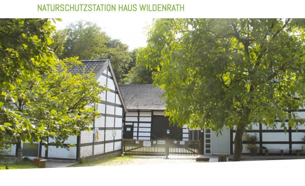 Open Air-Gottesdienst in Haus Wildenrath